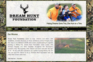 Web Development Dream Hunt Foundation